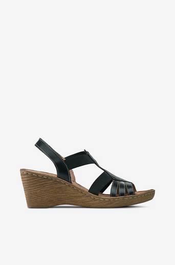 Sandaletit nahkaa