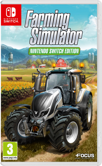 Switch Farming Simulator -peli
