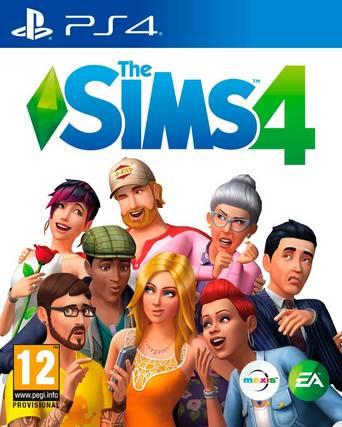 The Sims 4 -peli Ps4