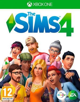 The Sims 4 -peli Xbox One