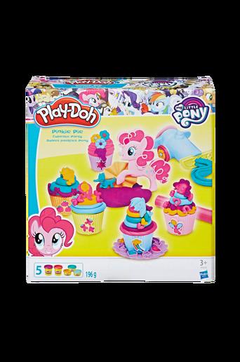 My Little Pony Pinkie Pie Cupcake Party -muovailuvahasetti