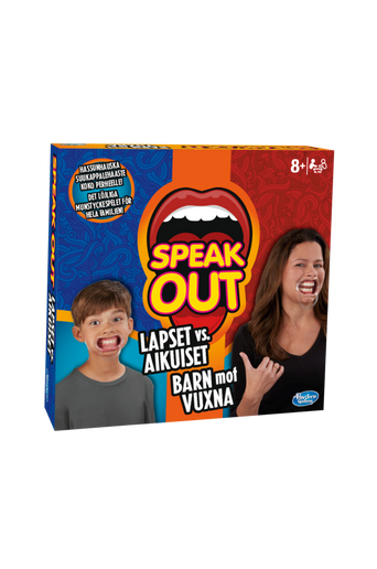 Speak Out Kids vs. Parents -seurapeli