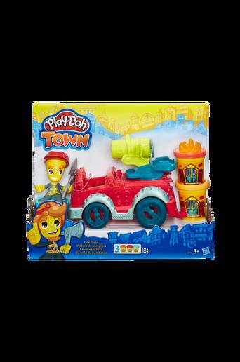 Fire Truck -muovailuvahasetti