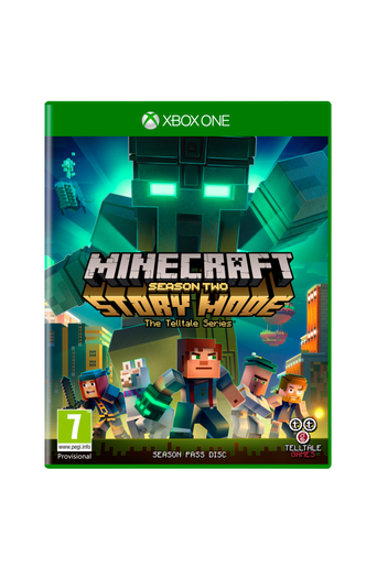 Minecraft Story Mode: Season 2 XBOX ONE -peli