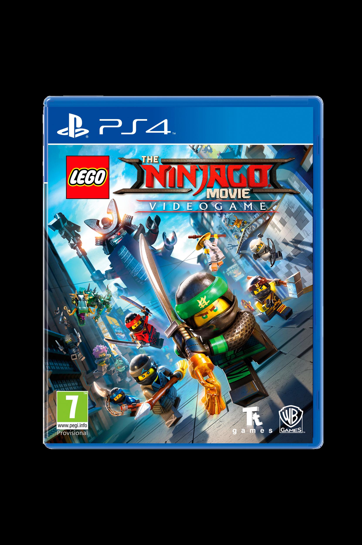 LEGO Ninjago -peli PS4