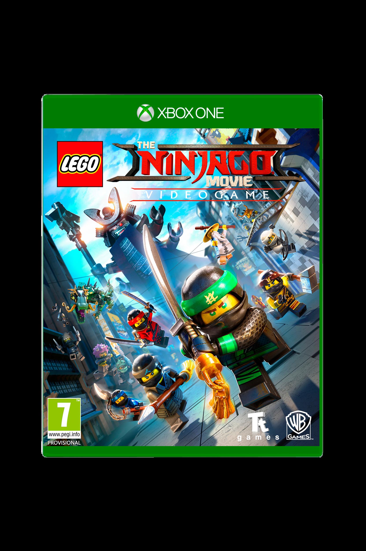 LEGO Ninjago -peli XBOX ONE