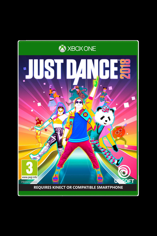 XBOXX ONE Just Dance 2018 -peli