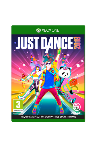 XBOXX ONE Just Dance 2018 -peli