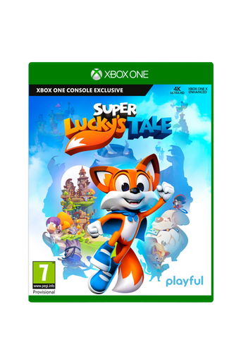 XBOX ONE Super Lucky s Tale -peli