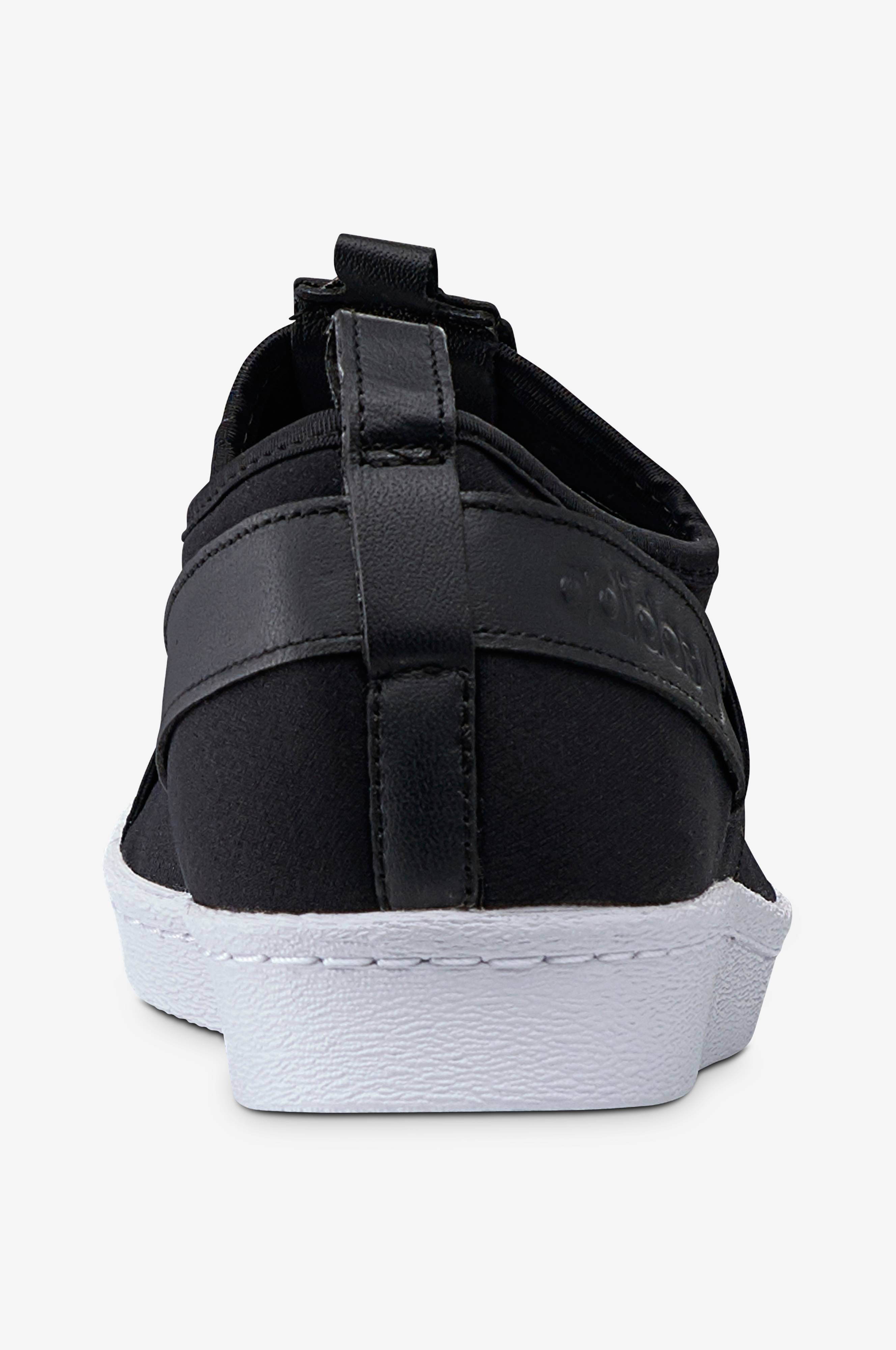 Sort Adidas Superstar Slip On Kondisko Herre