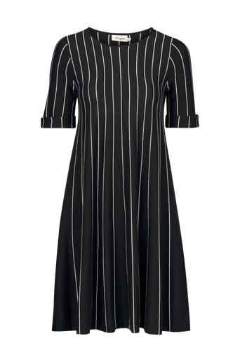 Marcella S/S Stripe -mekko