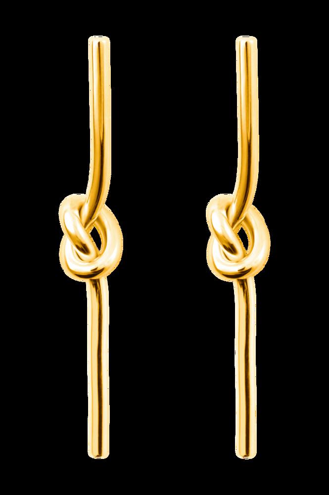 Sophie by Sophie Øreringe Knot Stick