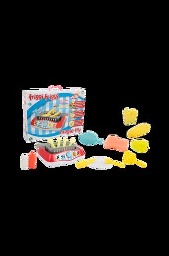 Friggi Friggi Magic Fry -leikkiruoka ja friteerauskeitin