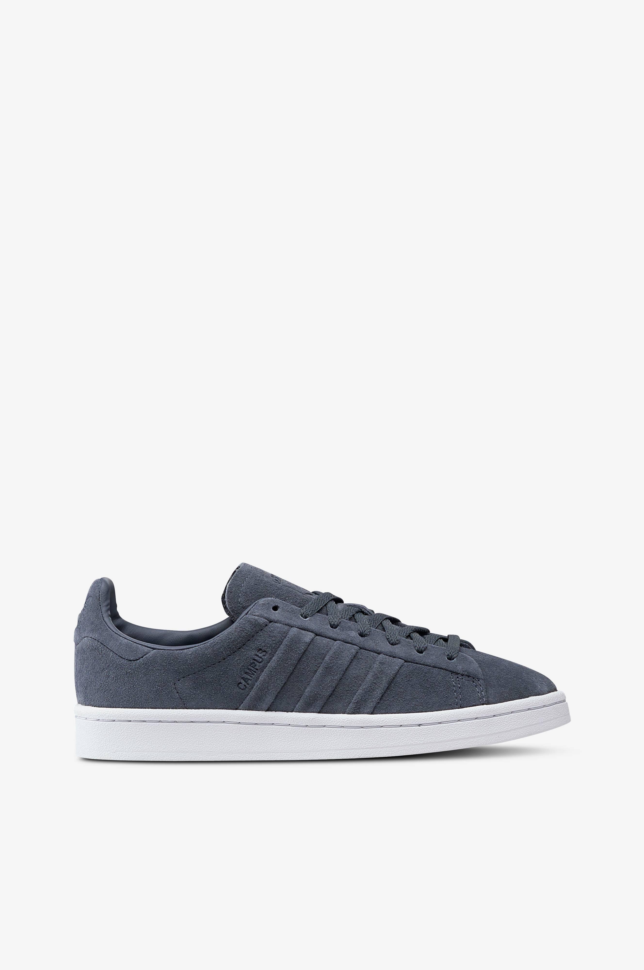 buy online ef02f afe64 adidas Originals Campus Stitch and Turn- tennarit - Harmaa - Naiset -  Ellos.fi