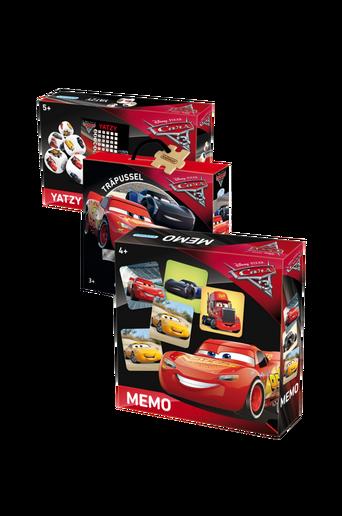 Cars 3 -pelisetti
