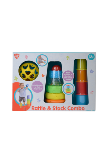 Rattle & Stack Combo -aktiviteettisarja