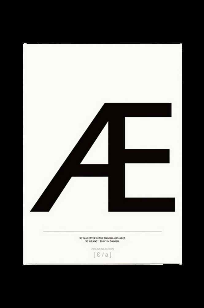 Poster Æ 50×70 cm