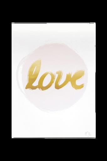 Love-juliste, A3