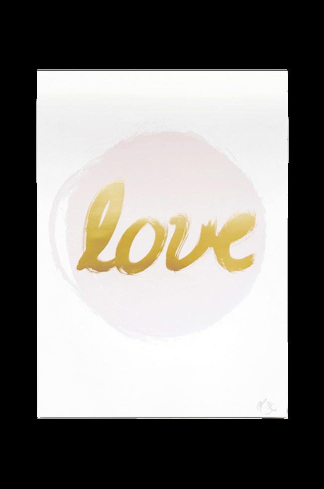 Bilde av Poster Love A3