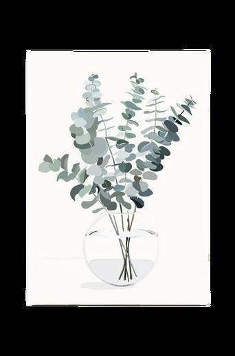 Eucalyptus A3 -juliste