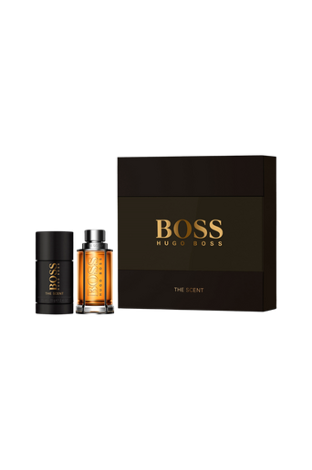 Boss The Scent EdT 50 ml + Deostick 75 ml lahjapakkaus