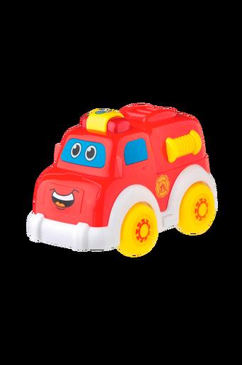 Paloauto, jossa valot ja äänet