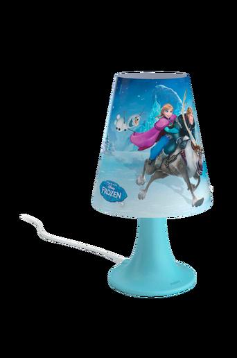 Disney Frozen -pöytävalaisin