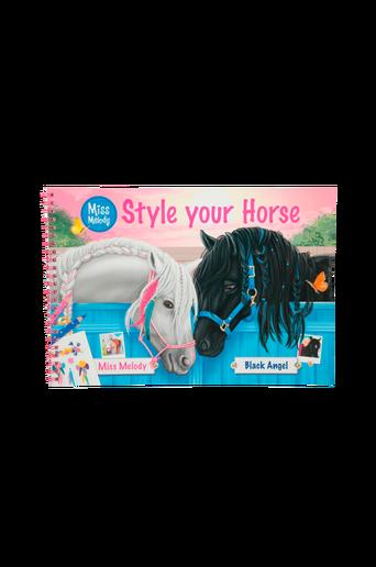 Style your Horse -värityskirja
