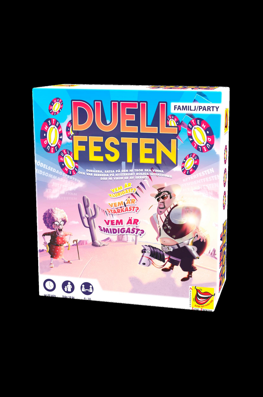 Duellfesten-seurapeli