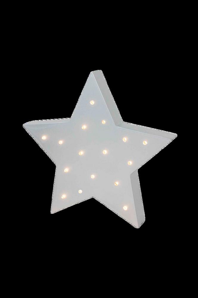 Bordslampa Stjärna LED