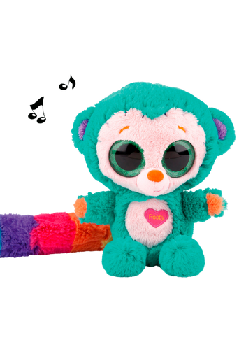 Pooby-pehmolelu, jossa äänet 20 cm