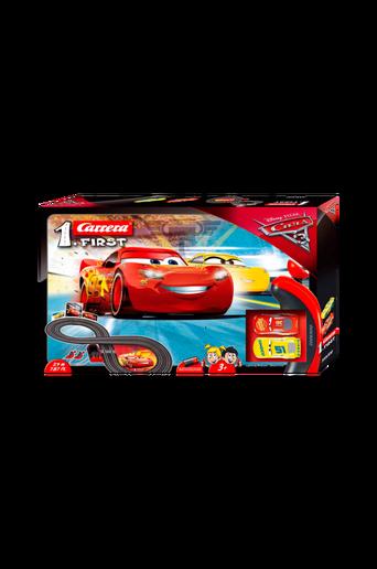 Cars 3 -autorata, ensimmäinen autoratani