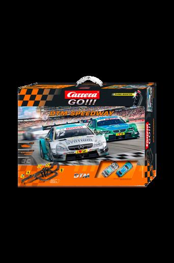 DTM Speedway -autorata ja autot