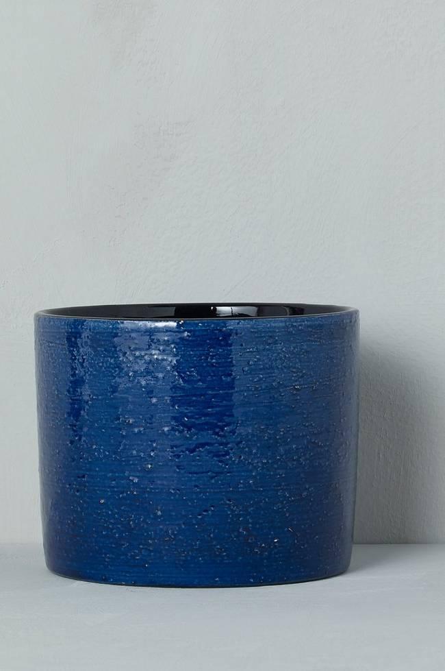Bilde av Krukke Nittsjö diameter 17 cm - Blå