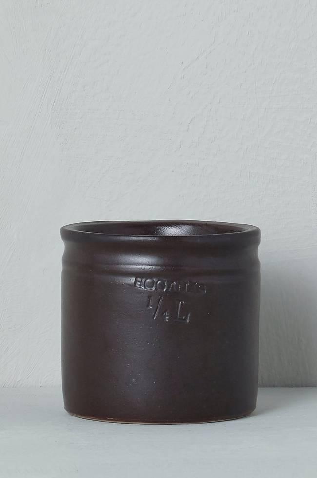 Bilde av Krukke Höganäs 1/4 l, diameter 8,5 cm