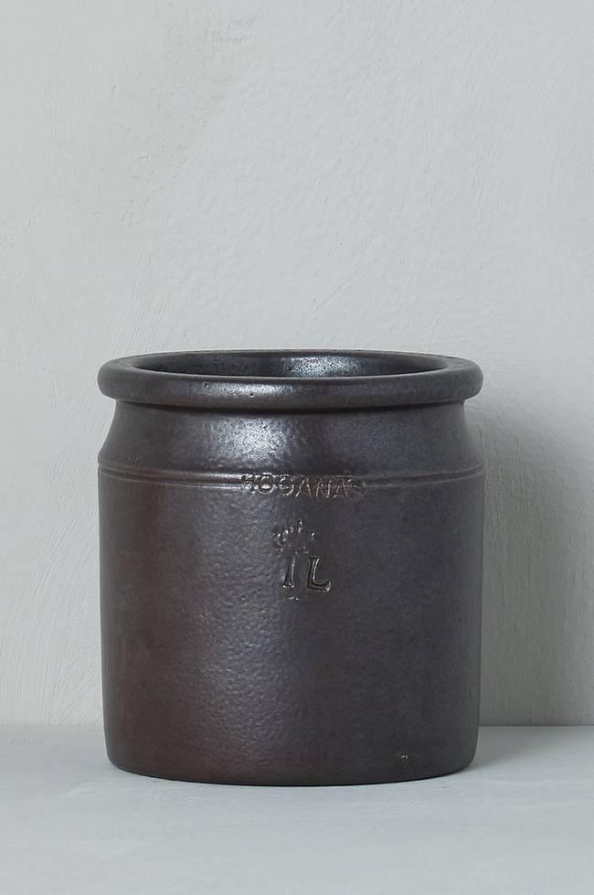 Bilde av Krukke Höganäs 1 l, diameter 12,5 cm - Brun