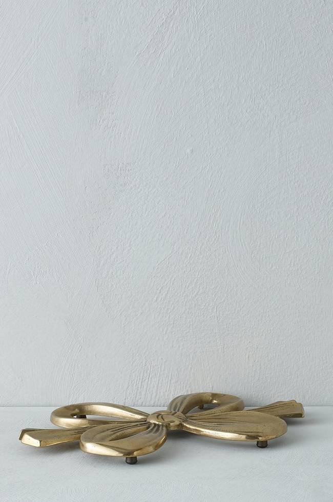 Bilde av Borddekor Messing, bredde 27 cm - Gull