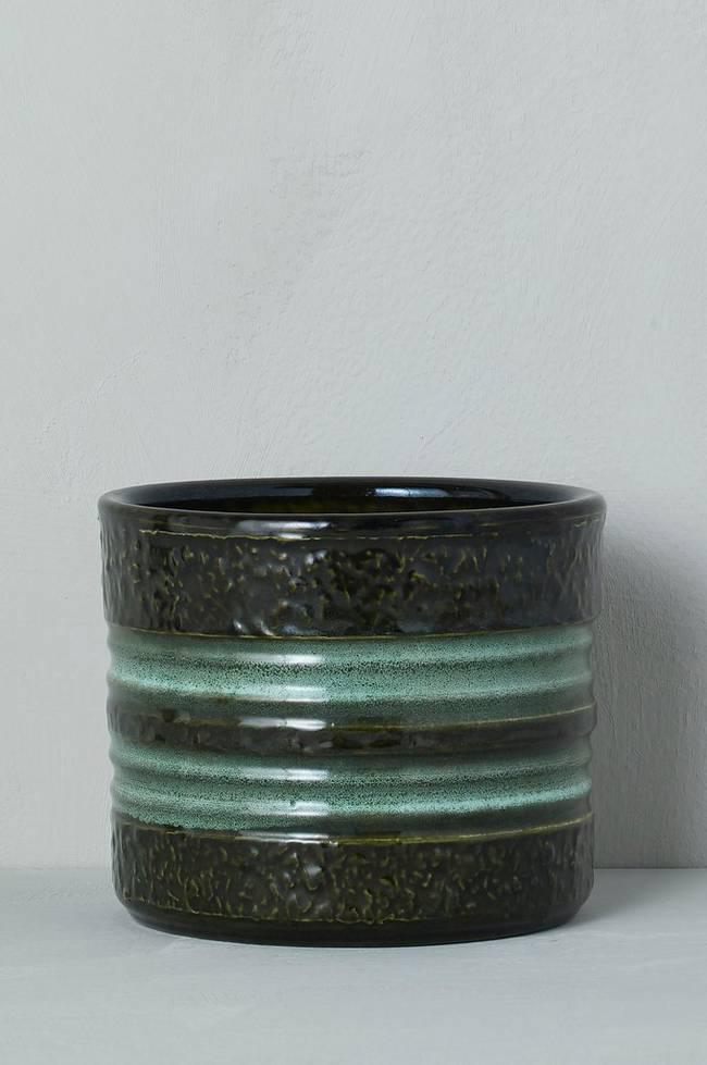 Bilde av Krukke, diameter 16 cm - Grønn
