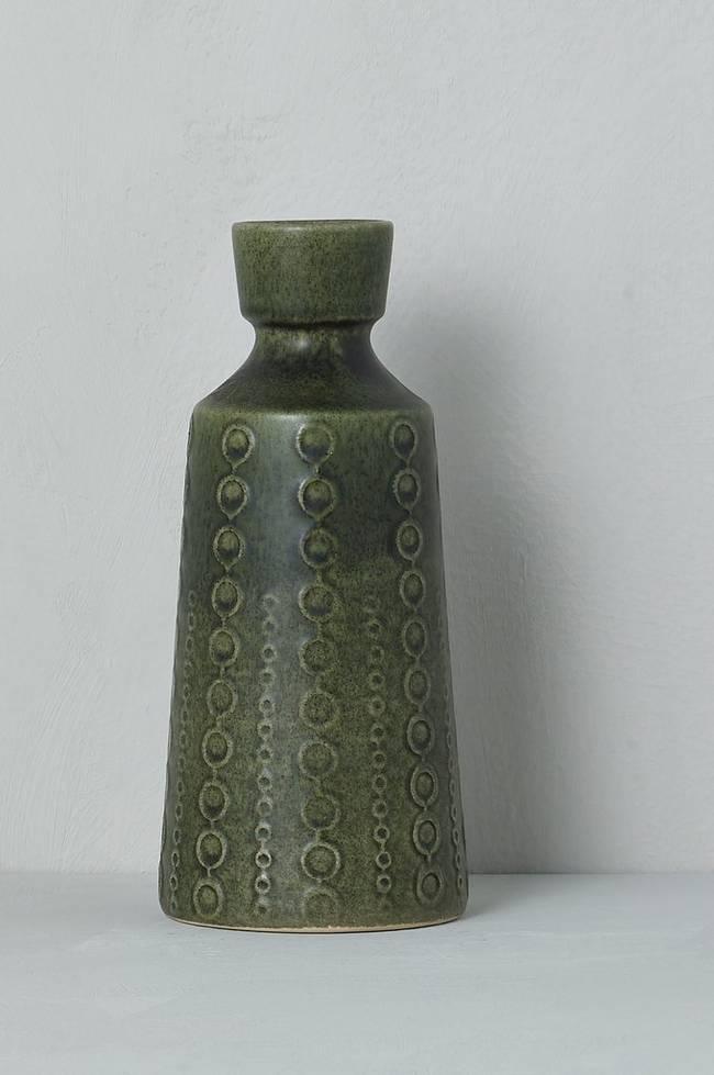 Bilde av Vase, høyde 20,5 cm - Grønn