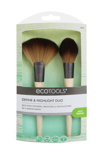 Define & Highlight Duo Brushes