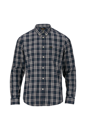 Button Down Navy Drop -kauluspaita