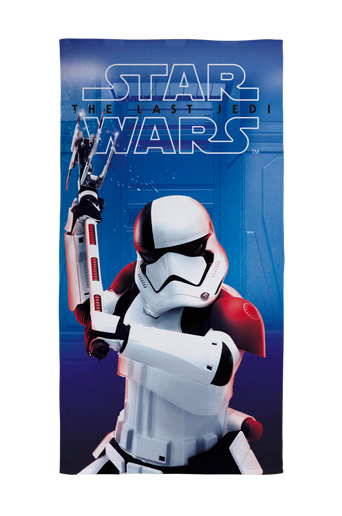 Iso Stormtrooper-kylpypyyhe
