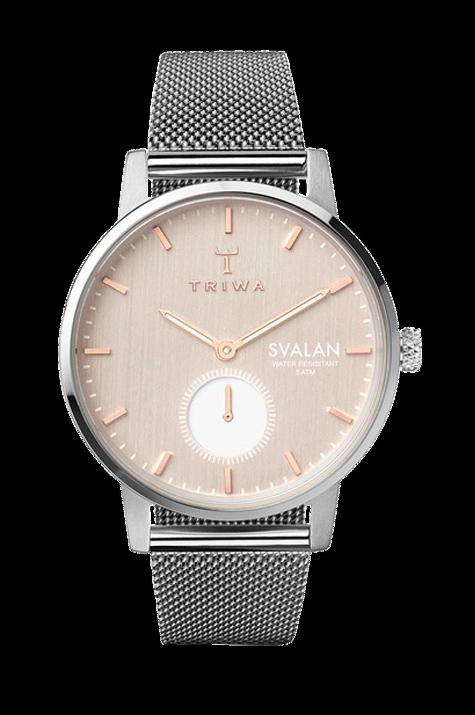 Blush Svalan Silver -kello