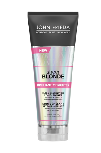 Brilliantly Brighter Conditioner 250ml Sheer Blonde