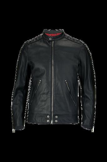L-Quad Jacket -nahkatakki
