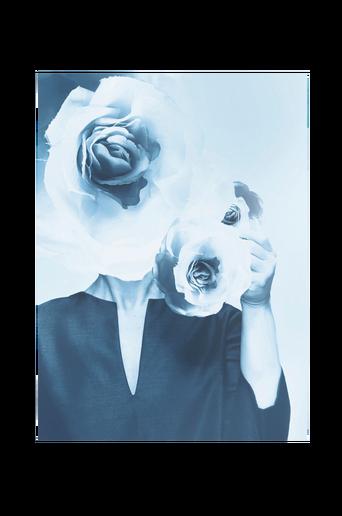 Blomsterdröm-juliste 70x100 cm
