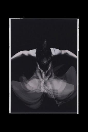 Balettvind-juliste 50x70 cm