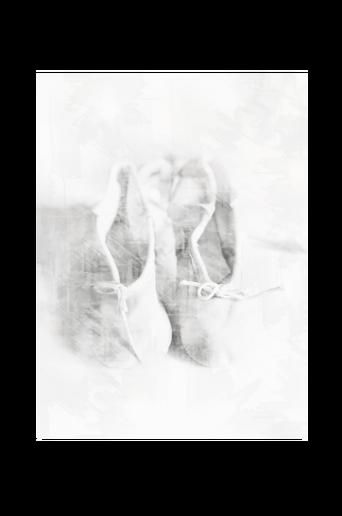 Balettskor-juliste 50x70 cm