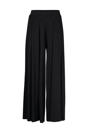 Long Wide Pants -housut