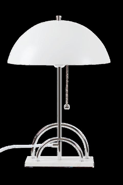 Bordslampa Sarah Vit